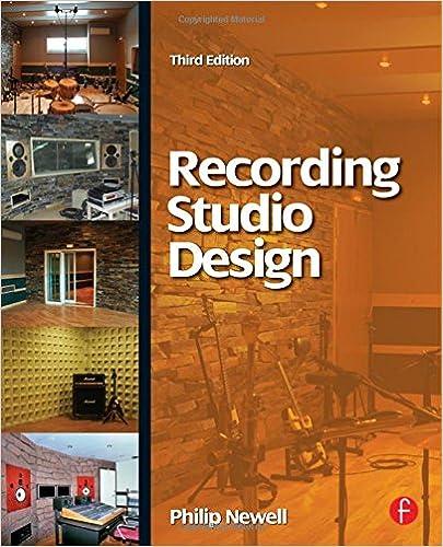 Philip newell recording studio design pdf download