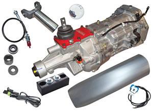 High performance 6 speed manual transmission