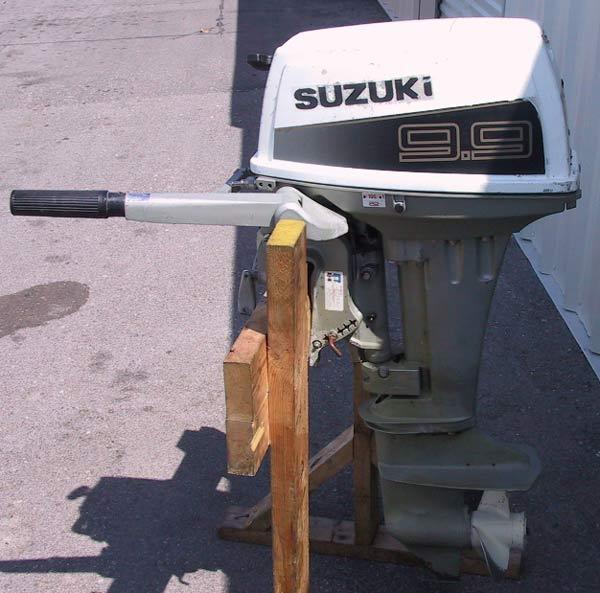 Suzuki 9.9 outboard owners manual
