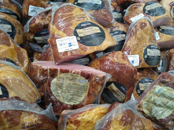 costco master carve ham instructions