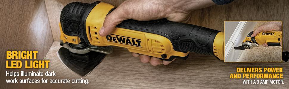 Dewalt cut out tool guide attachments
