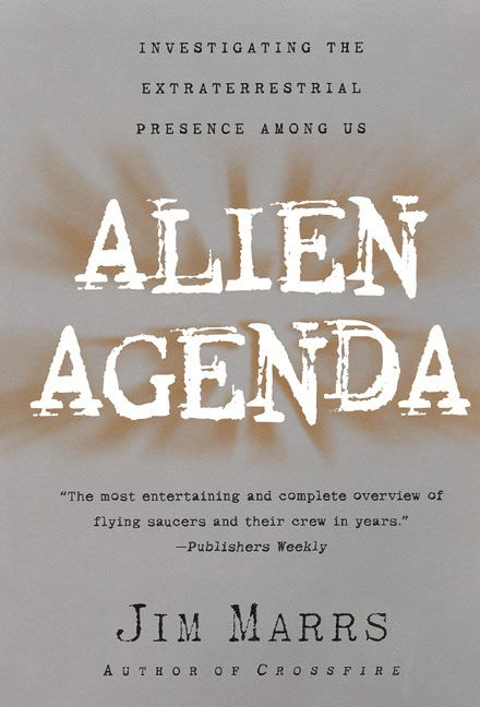 Alien agenda jim marrs pdf