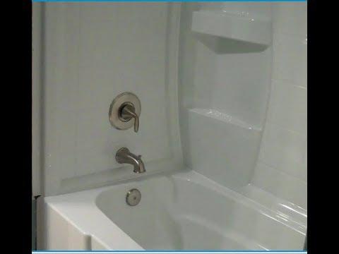 american standard shower base installation instructions