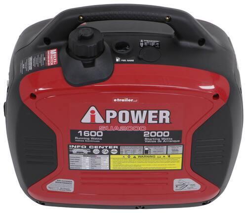 gmc 2300 watt generator manual