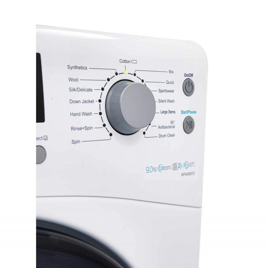 hisense washing machine 9kg manual