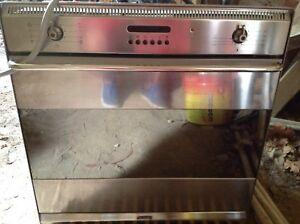 kleenmaid scala wall oven manual