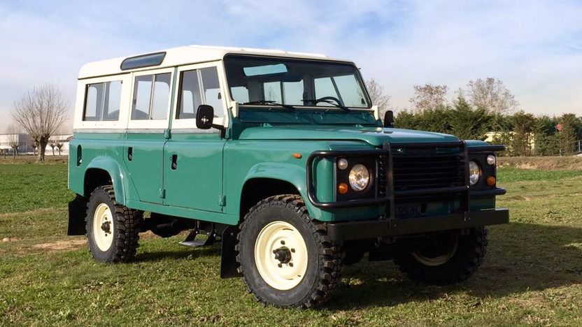 land rover 110 salisbury axle overhaul manual
