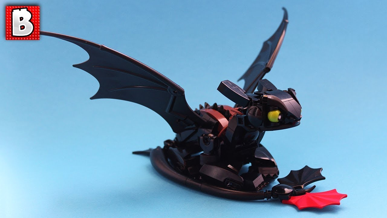 lego how to train your dragon instructions