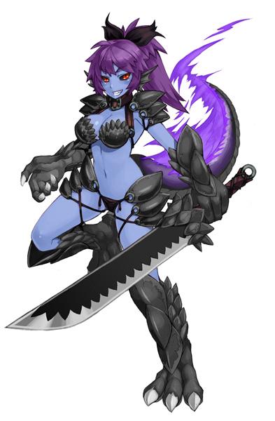 Monster girl encyclopedia world guide