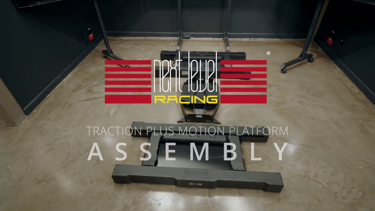 Next level racing motion platform v3 manual