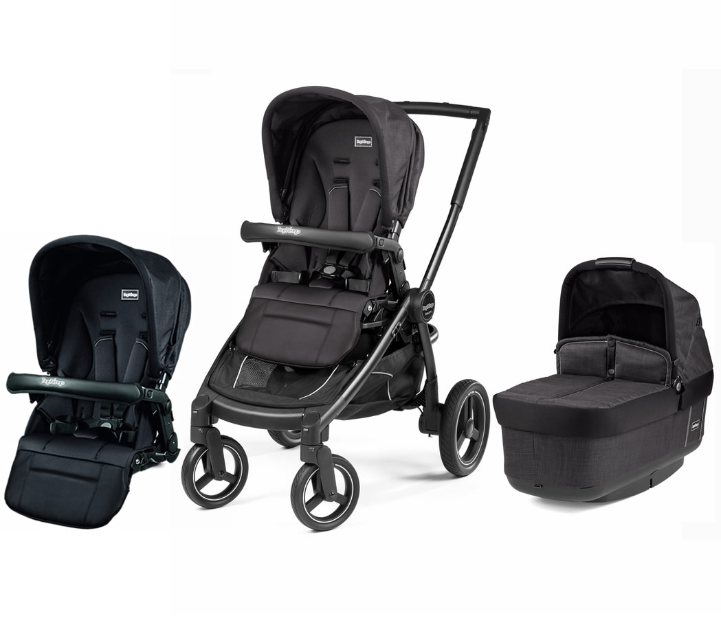 peg perego double stroller instructions