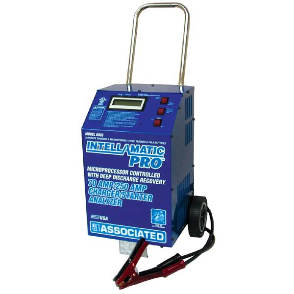 Pro user battery charger manual
