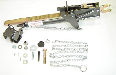 serco dock levelers parts manual
