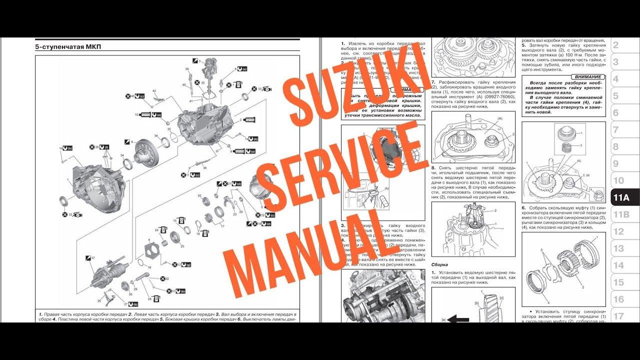 Suzuki vitara 2015 manual pdf