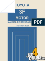 Toyota 3f engine repair manual