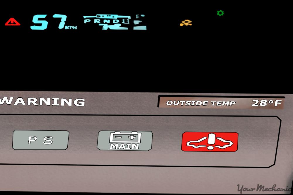 Toyota prius warning lights guide