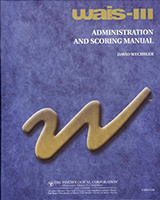 wais iii administration and scoring manual