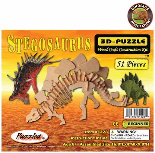 wooden dinosaur puzzle instructions