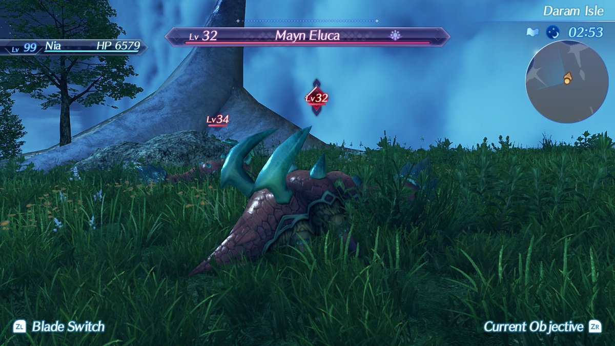 Xenoblade 2 how to cancel merc mission